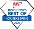 AAA Inspector's Best of Housekeeping 2020